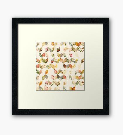 Keziah - Flowers Framed Print