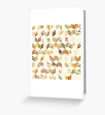 Keziah - Flowers Greeting Card