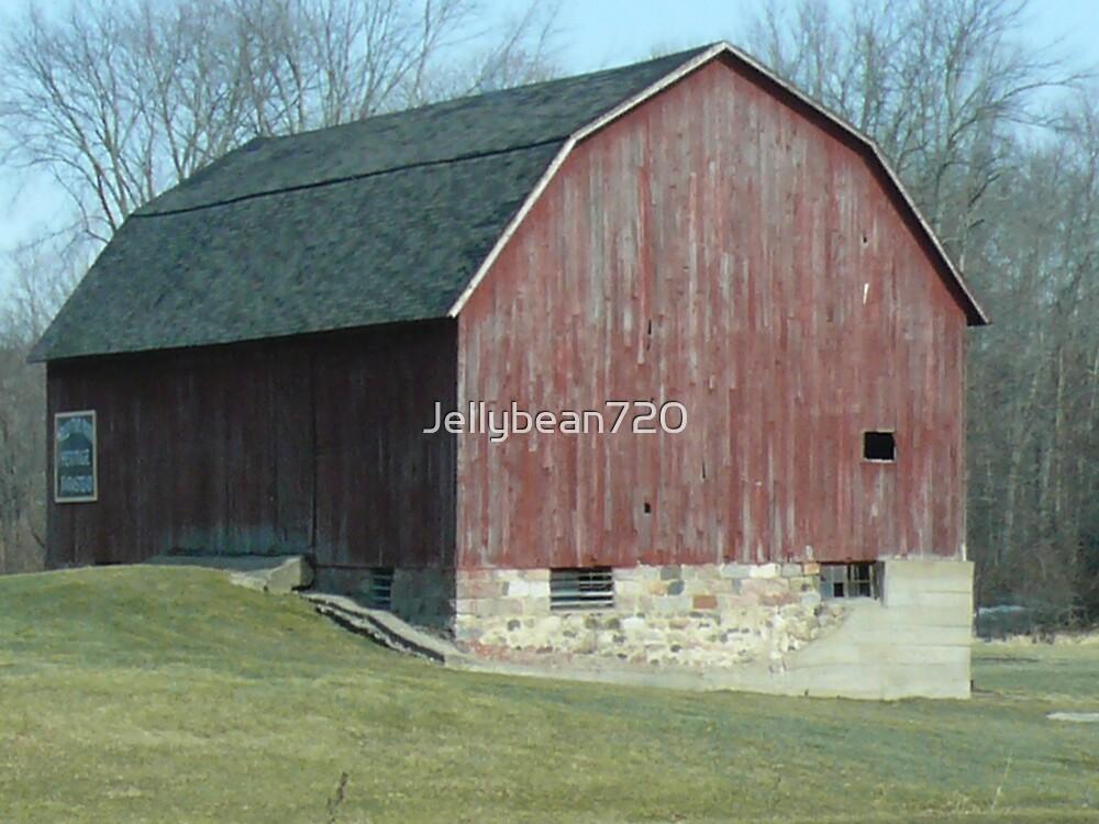 Farmstead Barn by Jellybean720