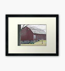 Heritage Farmstead Framed Print