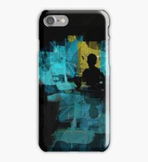 who's there if not me? iPhone Case/Skin