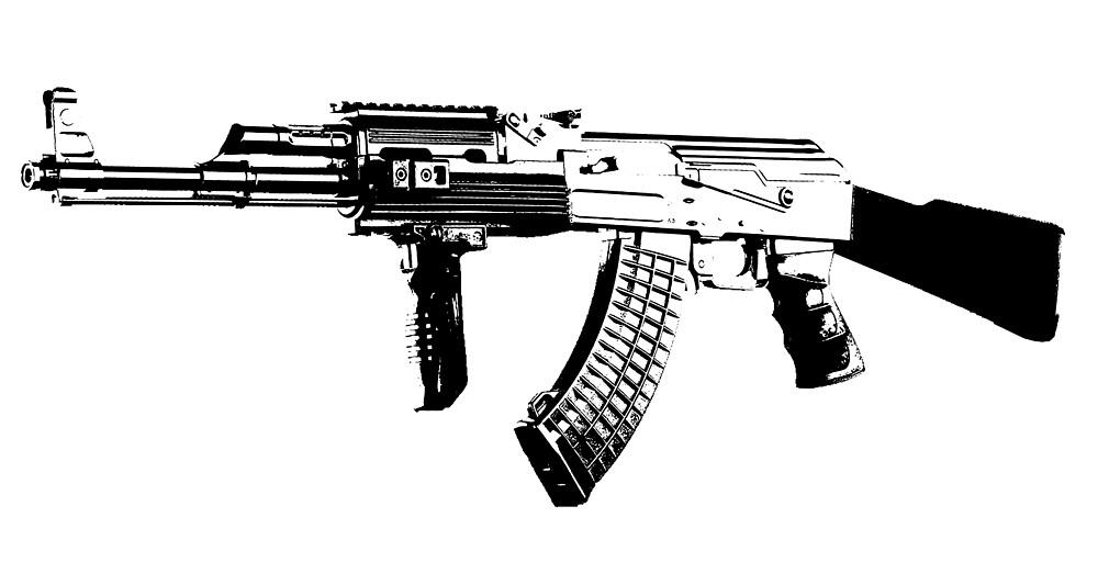 AK 47 by rcarts