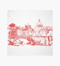 A look at history - Rome, Italy Scarf