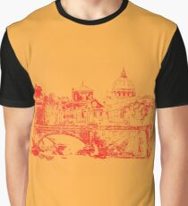A look at history - Rome, Italy Graphic T-Shirt