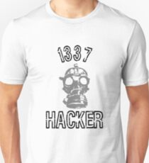 "1337 ""Elite"" Hacker  T-Shirt"