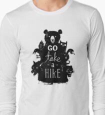 Go Take A Hike Long Sleeve T-Shirt