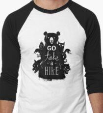 Go Take A Hike Baseball ¾ Sleeve T-Shirt