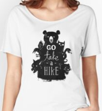 Go Take A Hike Women's Relaxed Fit T-Shirt