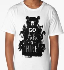 Go Take A Hike Long T-Shirt