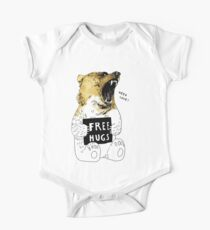 Bear Hug One Piece - Short Sleeve
