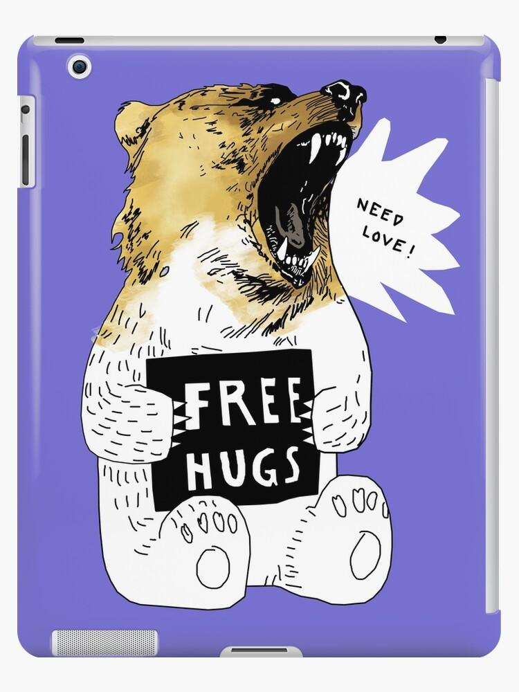 Bear Hug by viCdesign