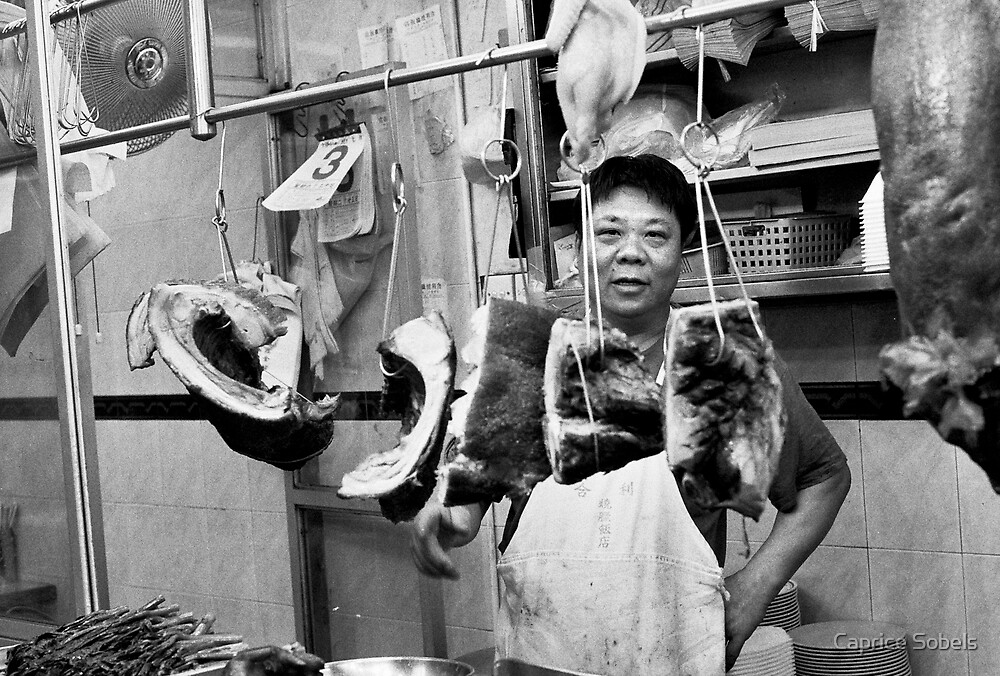 Butchers of the World - Shanghai! by Caprice Sobels
