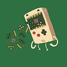 Pixel Puke by DinoMike