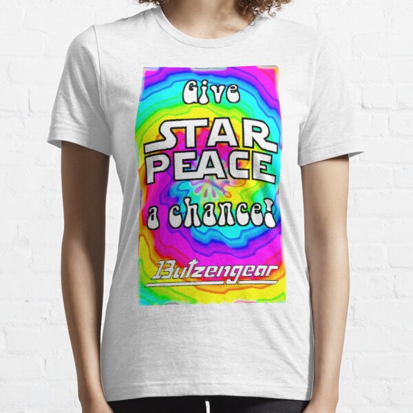 Give Star Peace A Chance! Essential T-Shirt