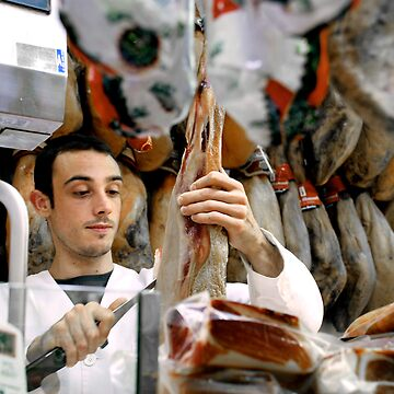 Butchers of the World - Barcelona! by Caprice