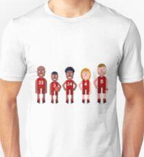 basketball Team Unisex T-Shirt