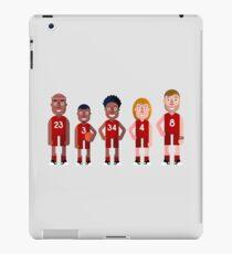 basketball Team iPad Case/Skin