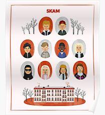 SKAM Kids Poster