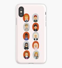 SKAM Kids Pattern iPhone Case/Skin