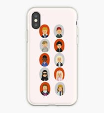 SKAM Kids Pattern iPhone Case