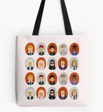 SKAM Kids Pattern Tote Bag
