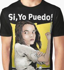 Mutie Riveter (Spanish Version) Graphic T-Shirt
