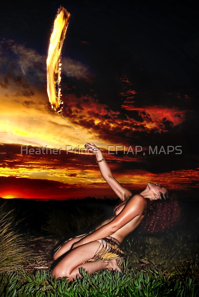 Flame Dance by Heather Prince