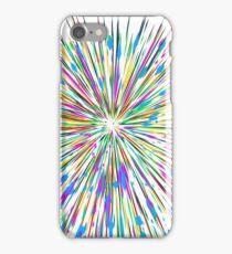 lignes de  fuite iPhone Case/Skin