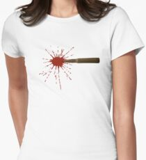 First Blood Women's Fitted T-Shirt