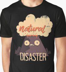 Natural Disaster Graphic T-Shirt