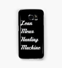 hunters | Lean Mean Hunting Machine Samsung Galaxy Case/Skin