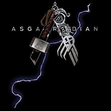 Asgardian Pride (Lightning Bolt) by mannart