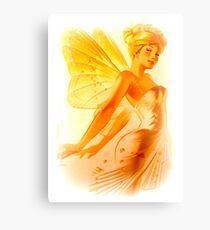 Blonde Fairy Canvas Print