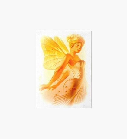 Blonde Fairy Art Board