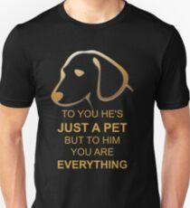 Dog Fact Unisex T-Shirt