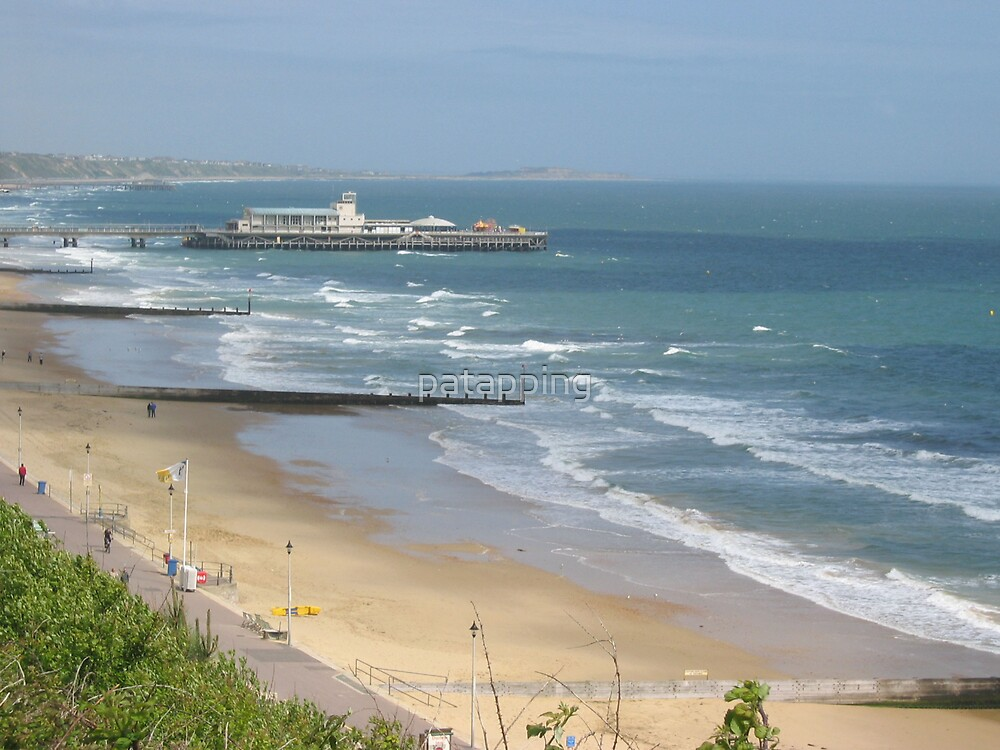 Bournemouth Pier, Dorset by patapping