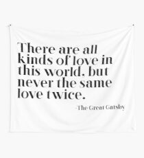 All kinds of love Wall Tapestry