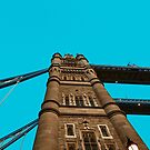 Tower Bridge - Blue by Lea Valley Photographic
