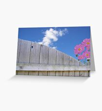 Colors Aloft Greeting Card