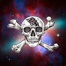 Galaxy Skull by Flaminggun