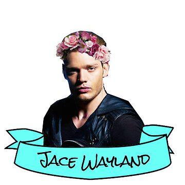 jace flower crown sticker by lunalovebad