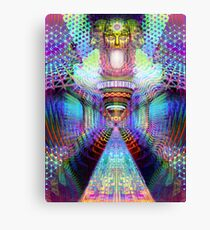 A strange Dimension Canvas Print