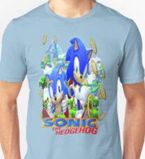 Sonic The Hedgehog T Shirt  Unisex T-Shirt