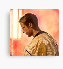 Ryan Gosling from Drive  Metal Print