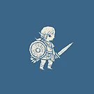 link of the wild. by louros