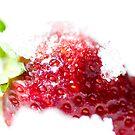 Iced Strawberry  by Josh Prior