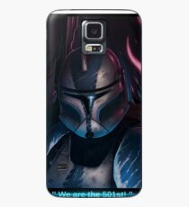 We are the 501 st !  Case/Skin for Samsung Galaxy