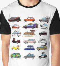 Film and TV mini Graphic T-Shirt