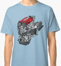 Honda Civic Type R EK9 B16B Engine Classic T-Shirt