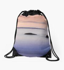 Ostsee Sonnenuntergang Drawstring Bag